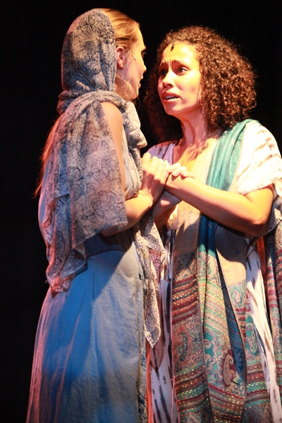 BWW Exclusive: SONG OF SOLOMON Nominated at Thespis NY Theater Festival