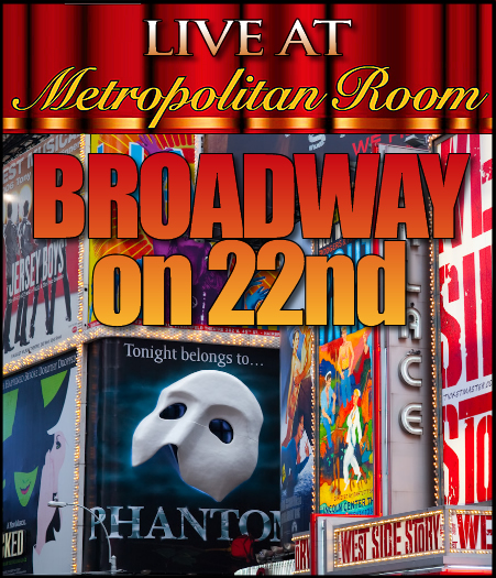 Broadway at the Cabaret - Top 5 Cabaret Picks for September 1-7
