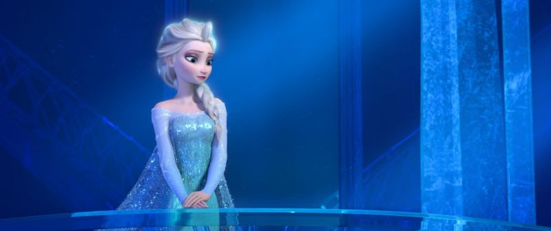 Gad Hosts THE STORY OF FROZEN: MAKING A DISNEY ANIMATED CLASSIC Today