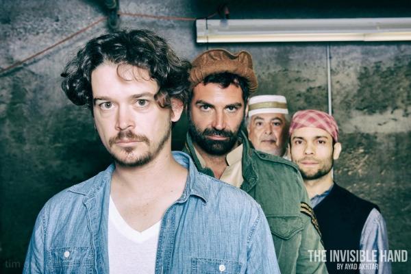 Connor Toms, Elijah Alexander, William Ontiveros, Erwin Galan Photo