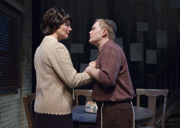 Alex Weisman, right) needs his mother (Danica Monroe