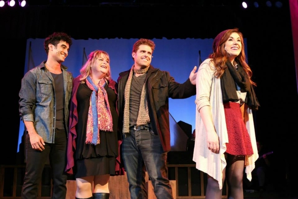 Photo Flash: First Look at IVRT's SONGS FOR A NEW WORLD, Continuing Through 9/7