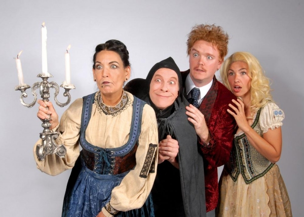 Photo Flash: Meet the Cast of Lakewood Theatre Company's YOUNG FRANKENSTEIN