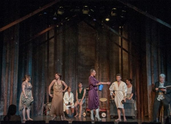 Photo Flash: Fire Island Pines Art Project Stages INTO THE WOODS, Now Thru 8/31