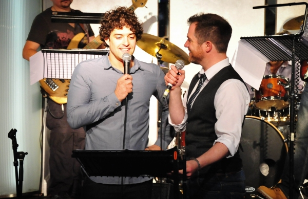 Photo Coverage: Daniel Boys In Cabaret!