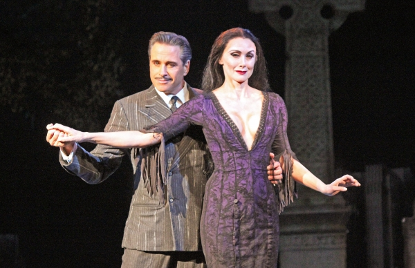 Photo Flash: The Gateway Playhouse Presents THE ADDAMS FAMILY