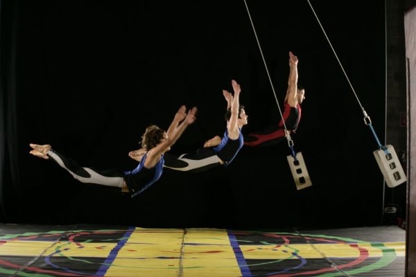 Photo Flash: Elizabeth Streb and More Take Movement to the Extreme in BORN TO FLY