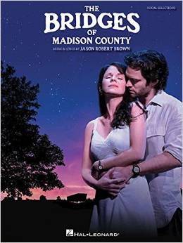 THE BRIDGES OF MADISON COUNTY Vocal Selections Now Available For Pre-Order, Out 11/1