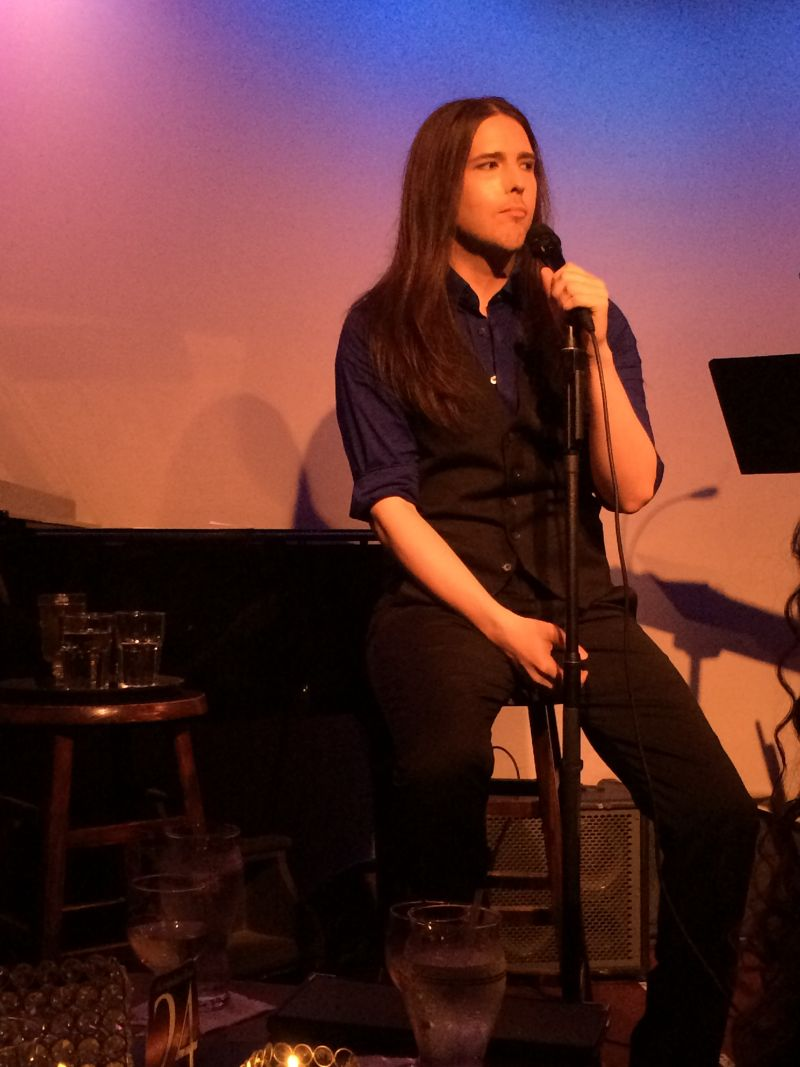 Photo Flash: Jason Morris and More Perform in MUSICALLY YOGIC