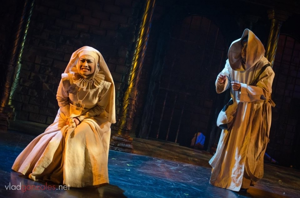 Photo Flash: Dulaang UP Presents MEASURE FOR MEASURE, Now Thru 9/7