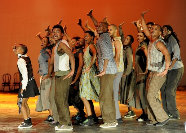 Photo Flash: SOUTH AFRICAN DANCE FESTIVAL October -November