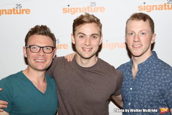 Joseph Mace, Gregory Maheu and Paul Scanlan Photo
