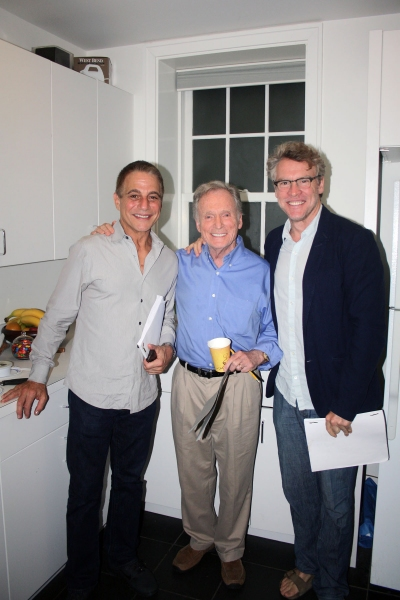 Tony Danza, Dick Cavett, Tate Donovan