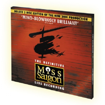 New 2014 MISS SAIGON Live Recording Now Available For Pre-Order, Out 9/22