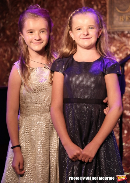 Photo Coverage: The Shapiro Sisters Preview LIVE OUT LOUD at 54 Below