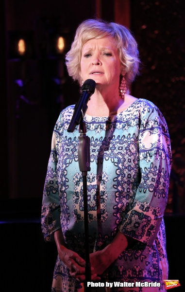 Photo Coverage: Christine Ebersole Previews BIG NEWS FROM WINNETKA at 54 Below!