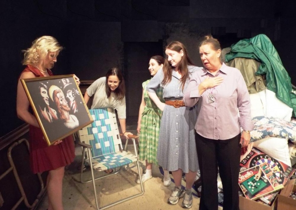 Photo Flash: First Look at ActorsNET's 'CHARITABLE SISTERHOOD'