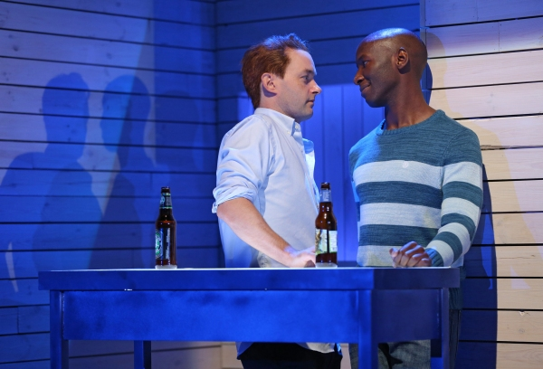 Photo Flash: First Look at Phillip James Brannon, Jessica Frances Dukes and More in BOOTYCANDY at Playwrights Horizons
