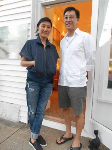 Jin and Michael Seo