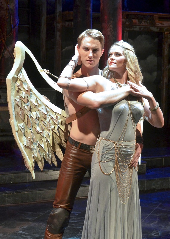 BWW Reviews: PSYCHE A Modern Rock Opera, Art Brought to Life