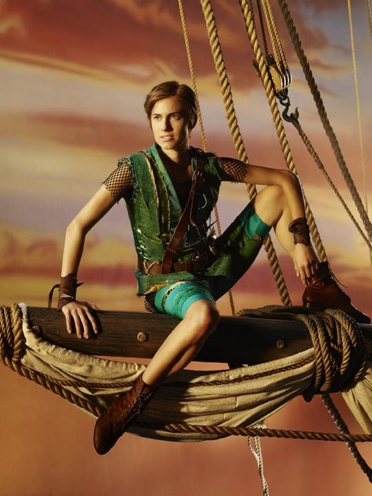 First Official Image of NBC's PETER PAN Revealed! Plus Williams Talks Upcoming Broadcast