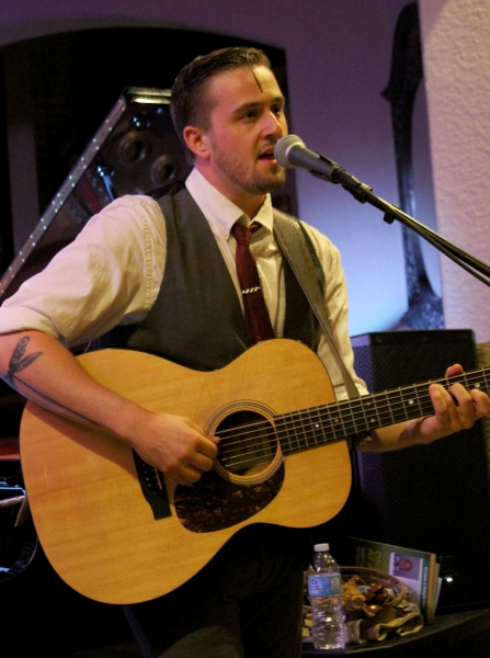 BWW Interviews: Seth Glier Entertains Audiences in Texas