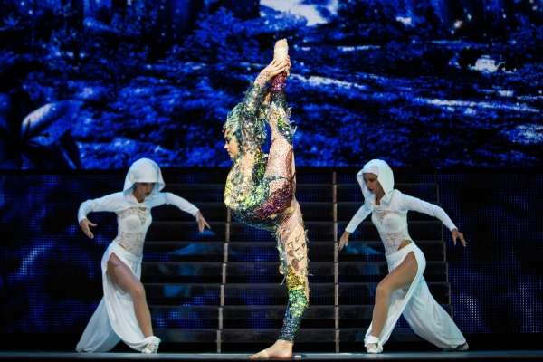 Photo Coverage: LORD OF THE DANCE by Michael Flatley, Starring GIRLS ALOUD's Nadine Coyle!