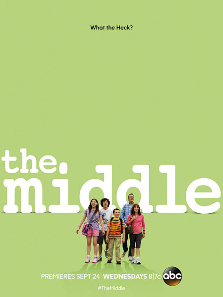 First Look - Season Six Key Art for ABC's THE MIDDLE