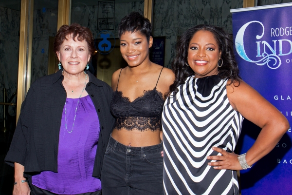 Photo Coverage: A Fairytale Cast! New CINDERELLA Stars Keke Palmer, Sherri Shepherd & Judy Kaye Meet the Press