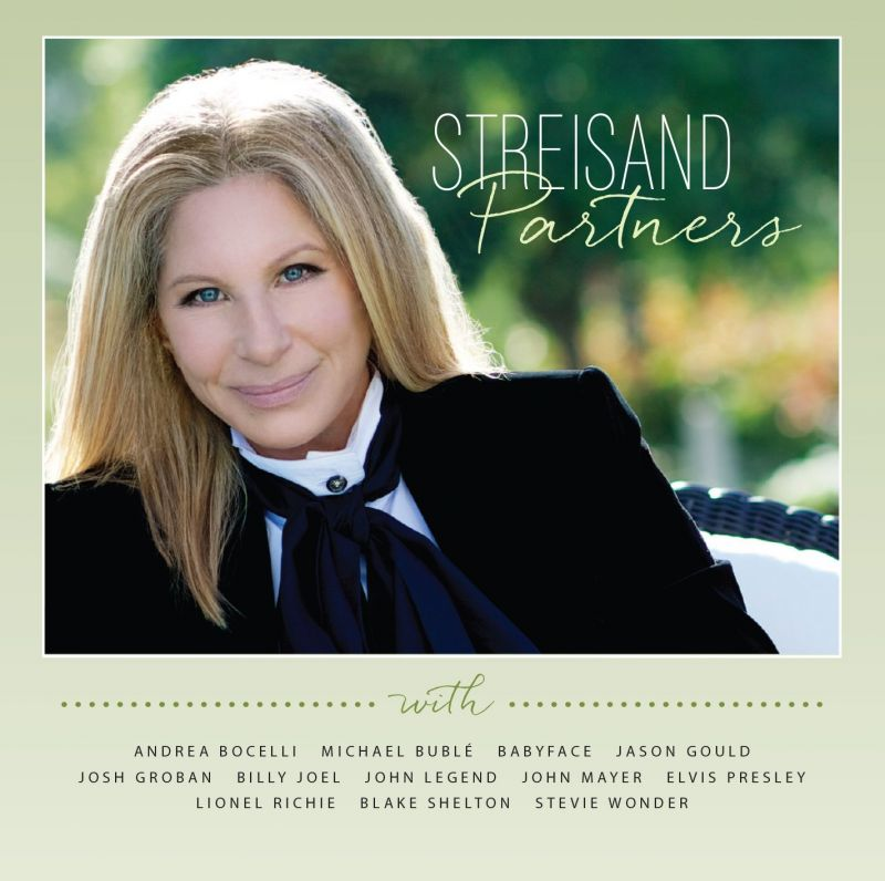 Barbra Streisand & Billy Joel Talk PARTNERS Collaboration In New Video Featurette