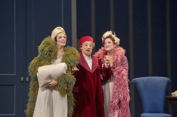Photo Flash: First Look at Joyce DiDonato & Juan Diego Florez in Great Performances' LA CENERENTOLA
