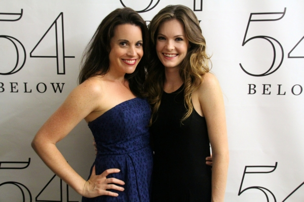 . Jenna Leigh Green and Meghann Fahy.