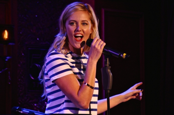 Taylor Louderman sings a mash-up of Katy Perry''s ''Roar'' and Sara Bareilles''s ''Brave.''