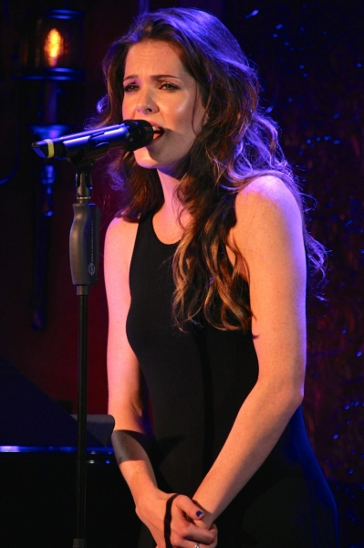 Meghann Fahy sings a mash-up of A Great Big World''s ''Already Home'' and Carole King''s ''So Far Away.''