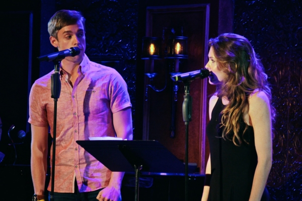 Nic Rouleau and Meghann Fahy sing a mash-up of A Great Big World''s ''Already Home'' and Carole King''s ''So Far Away.''