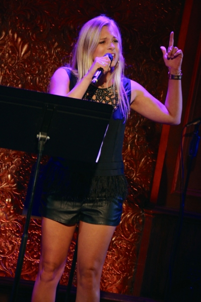 Ryah Nixon sings a mash-up of Miley Cyrus''s ''We Can't Stop,'' Jess Photo