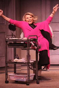 THEATRICAL THROWBACK THURSDAY: Joan Rivers On Broadway - Streisand, Simon, Shakespeare & SALLY MARR