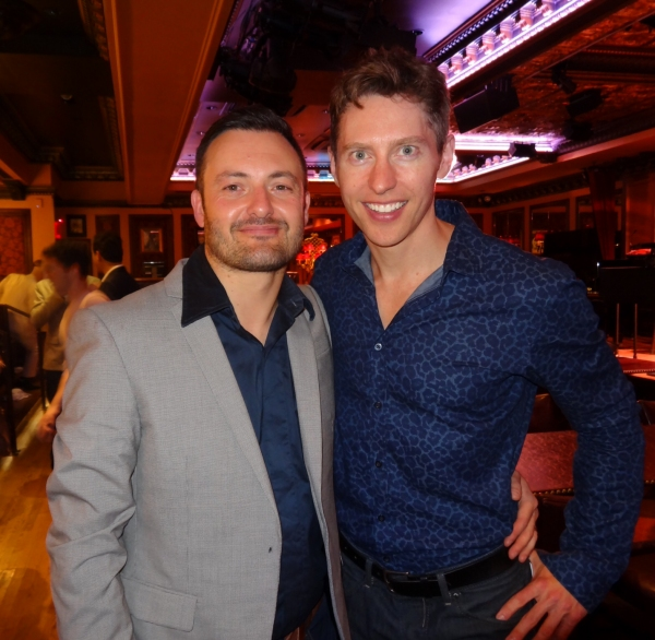Photo Flash: Lisa O'Hare, Nick Cosgrove and More Sing THE SONGS OF ANDERSON & PETTY at 54 Below