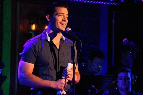 Brandon Andrus performs ''Undone''