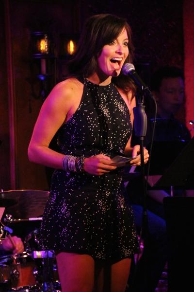 Christina DeCicco performs ''You Are Home''