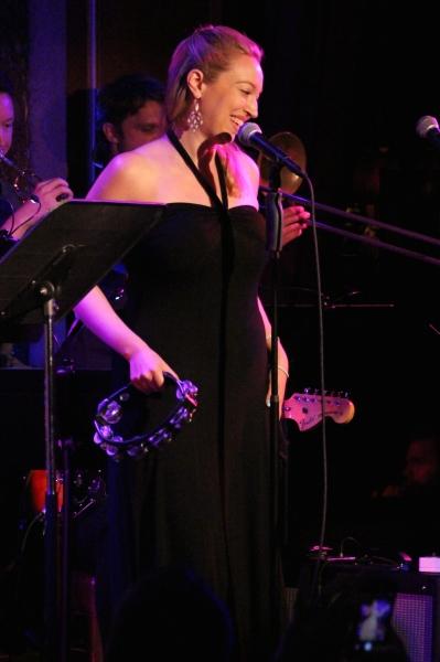Christy Faber, backing vocalist