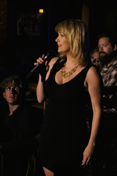 Coleen Sexton performs ''Superman''