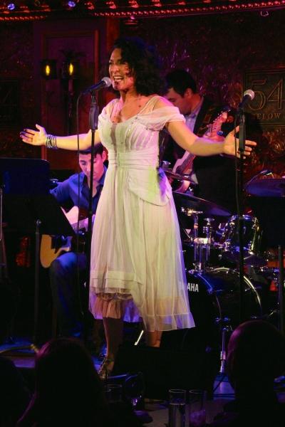 Jen Burleigh-Bentz performs ''I Do''