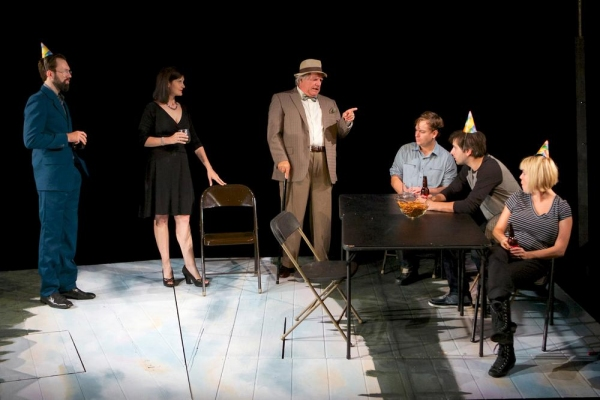 Photo Flash: First Look at Sideshow Theatre's STUPID F**KING BIRD