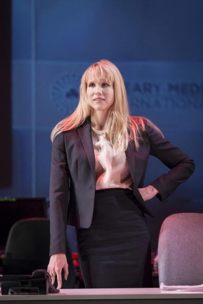 Photo Flash: First Look at Lucy Punch and the Cast of GREAT BRITAIN - Updated!