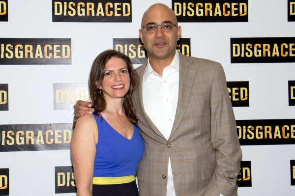 Photo Coverage: Meet the Company of Broadway-Bound DISGRACED!