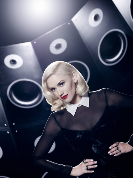 Photo Flash: First Look - Adam Levine, Gwen Stefani & More in New VOICE S7 Key Art