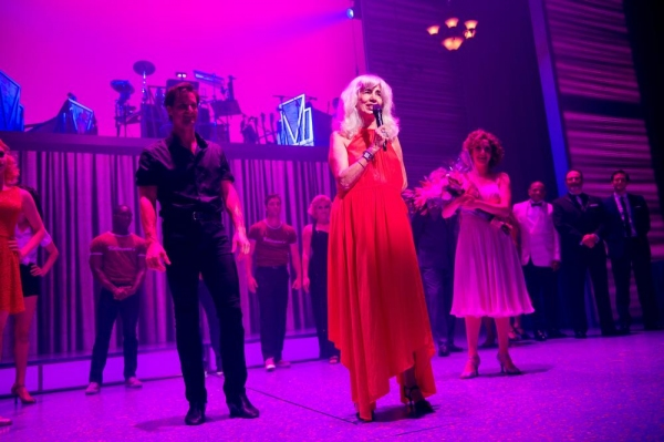 Eleanor Bergstein visits DIRTY DANCING at the National Theatre Photo