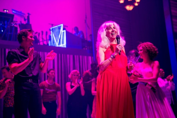 Eleanor Bergstein visits DIRTY DANCING at the National Theatre