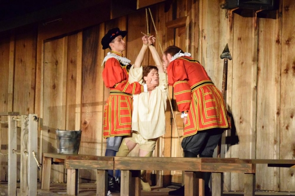 Photos: First Look at EQUIVOCATION at Theatricum Botanicum